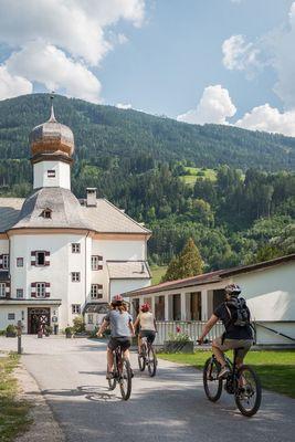 Innradweg Bicycle Track Stage 4: Innsbruck - Strass im Zillertal 3