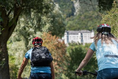 Innradweg Bicycle Track Stage 4: Innsbruck - Strass im Zillertal 1