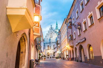 Die Altstadt Schwaz 1