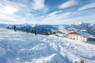 Skitouren Basic Camp 6