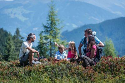 WEDNESDAY: Adventurous hike on Loassattel (Family Day) 3
