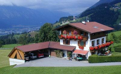 Holiday Apartment Burgi