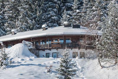 Ferienwohnung Vomperberg Winter