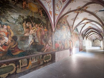 Franciscan monastery Schwaz