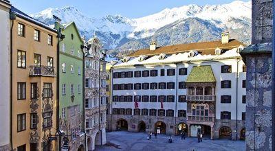 Old Town Innsbruck 4