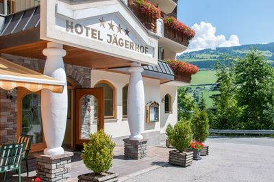 Hotel Pension Jägerhof 7