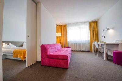 Hotelroom STAY.Inn