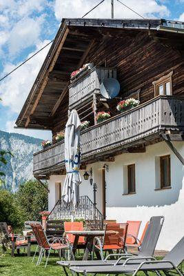 Rastenhof - Ferienhaus 16
