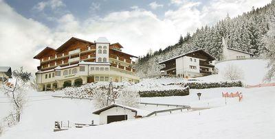 Jägerhof im Winter