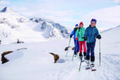 Skitouren Basic Camp 2