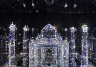Kristall Taj Mahal