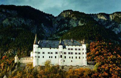 Von Stans zum Schloss Tratzberg 1