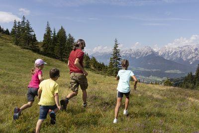 MITTWOCH: Abenteuerliche Wanderung am Loassattel (Familientag) 2