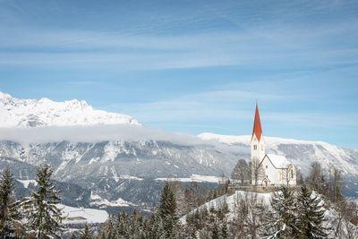 Winterwanderweg Weerberg 3