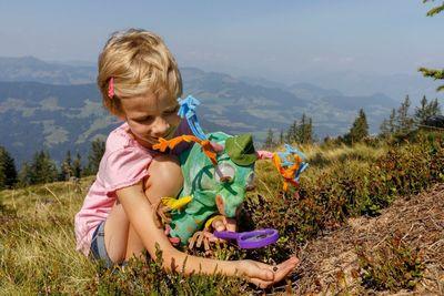 WEDNESDAY: Adventurous hike on Loassattel (Family Day) 1