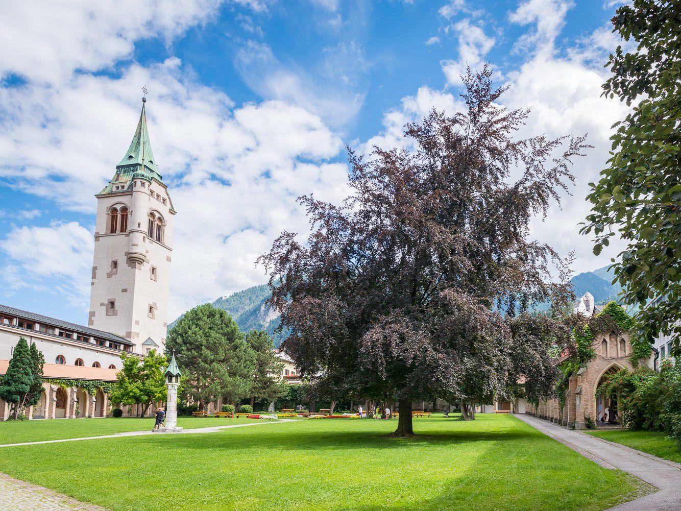 Parish Church Mary Ascension Schwaz
