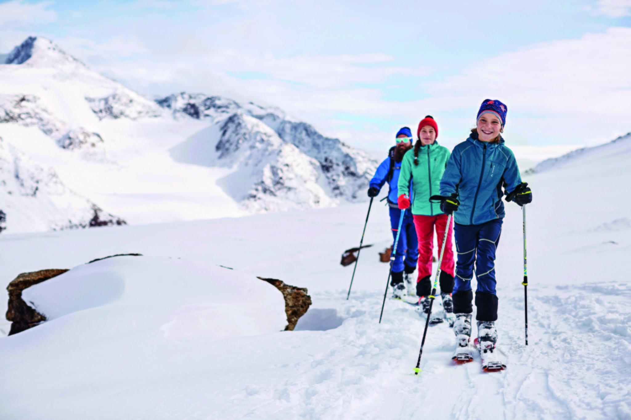 Skitouren Basic Camp