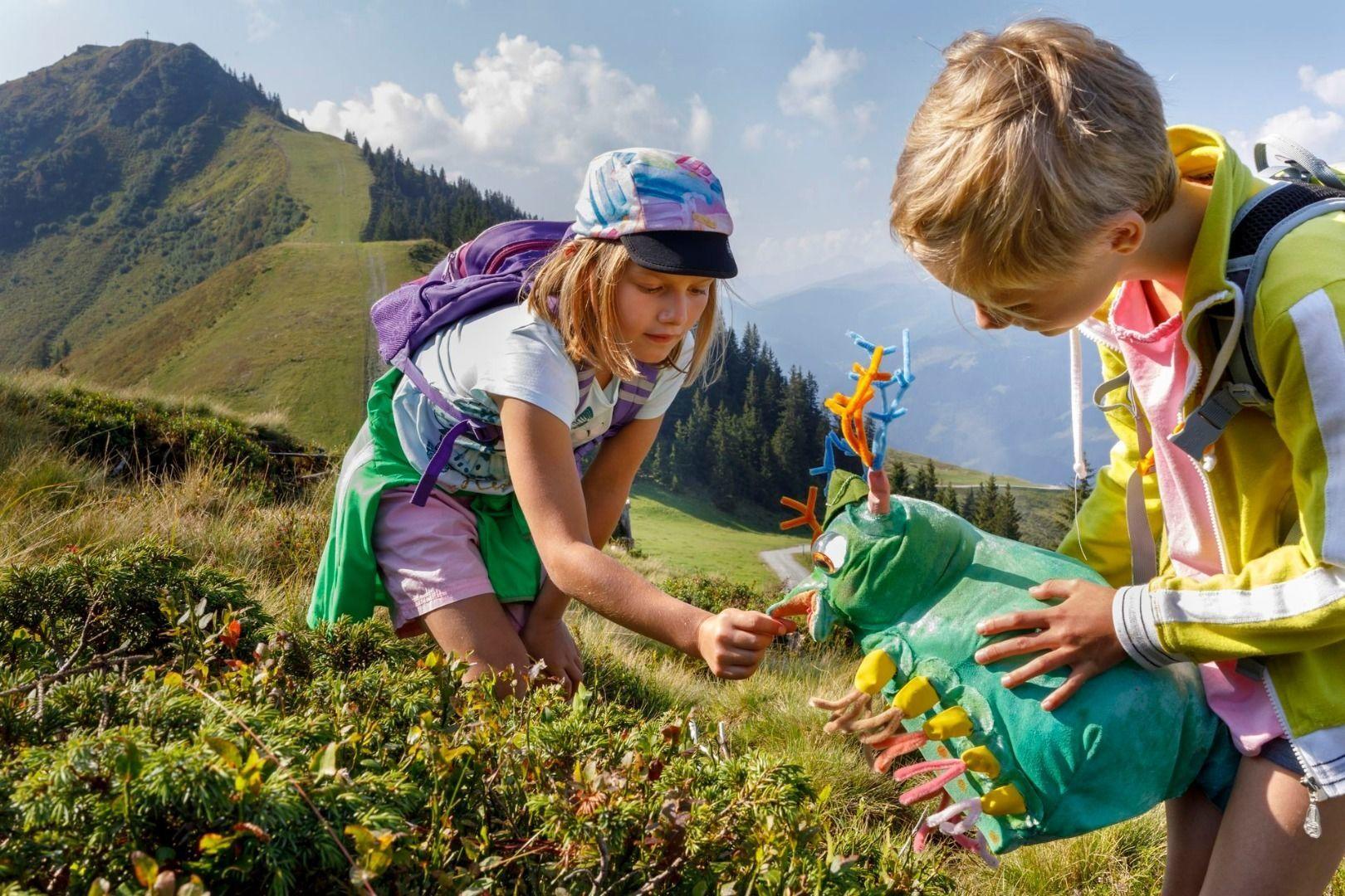 WEDNESDAY: Adventurous hike on Loassattel (Family Day)